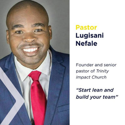SuperLead Podcast Episode 2: Beating procrastination and daring to start with Ps Lugisani Nefale – Trinity Impact Church