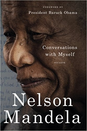 Conversation with myself Nelson Mandela