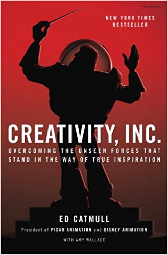 Creativity Inc Ed Cutmull
