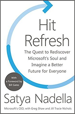 Hit refresh by Satya Nedalla
