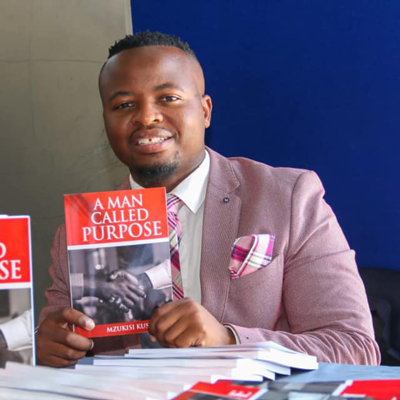 "SuperLead Podcast Episode 57 with Author – Mzukise Kuse – ""A man called purpose"" – Finding and living out your purpose"